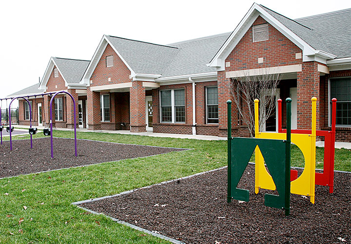 Award-winning child care facility - 1st LEED Gold childcare center in Loudoun County, VA