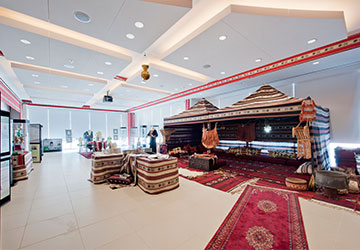 Ground-up construction and interior build-out of the Cultural Mission of Sudi Arabia