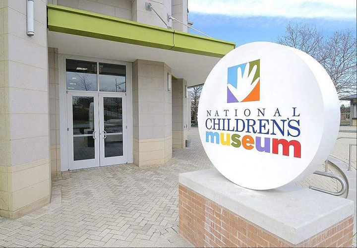 Tenant improvement project managment for National Children's Museum (NCM) in Washington, DC